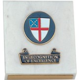 Episcopal Excellence Paperweight