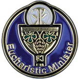 Chi Rho Eucharistic Minister Pin