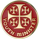 Youth Minister Pin