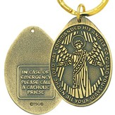Guardian Angel Key Tag