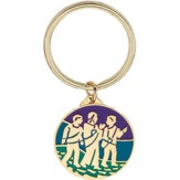 Walk to Emmaus Keyring