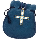 Purity of Truth Youth Pendant with Blue Pouch