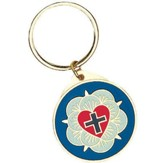 Lutheran Key Ring