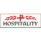 Hospitality Badge 3 inch