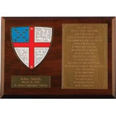 Apostles Creed Plaque