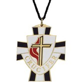 Methodist Crucifer Cross