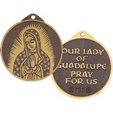 Our Lady of Guadalupe Faith Medal