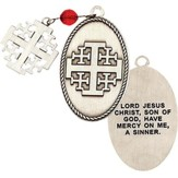 Jerusalem Cross Pocket Prayer