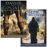 David and Goliath & Joseph and His Brethren 2-Pack
