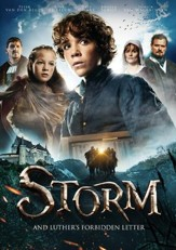 Storm and Luther's Forbidden Letter, DVD