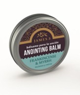 Anointing Oil, Frankincense and Myrrh (Balm)