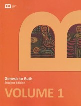 Museum of the Bible Bible Curriculum Volume 1: Genesis to Ruth Student Edition