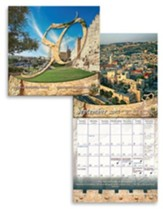 2018 Holy Land Calendar: 50 Years of Jerusalem