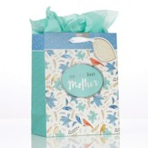 World's Best Mother, Gift Bag, Medium