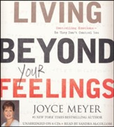 Living Beyond Your Feelings: Controlling Emotions So They Don't Control You Unabridged Audiobook on CD