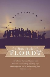 Trust in the Lord (Proverbs 3:5-6, KJV) Bulletins, 100