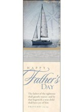 Happy Father's Day 2018 (Proverbs 23:24, KJV) Bookmarks, 25