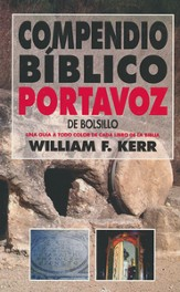 Compendio B�blico Portavoz de Bolsillo  (Kerr's Handbook to the Bible)