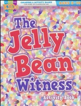 The Jelly Bean Witness Activity Book (ages 8-10)