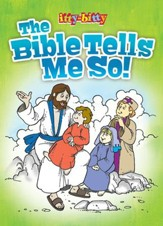 Itty-Bitty Bible Activity Book