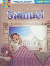 Samuel Coloring and Activity Book (ages5-7)