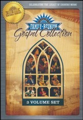 Country's Family Reunion: Gospel Collection - 3 DVDs