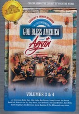 God Bless America Again!, Volumes 3 & 4 - 2 DVDs