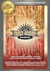 Country's Family Reunion: Gospel - 2 DVDs