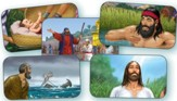 Splash Canyon: God's Promise Collectibles, pkg of 5