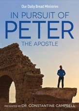 In Pursuit of Peter The Apostle, DVD