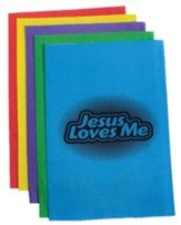 Splash Canyon: Jesus Loves Me Buffs, Team Identifiers, pkg of 10