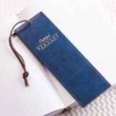 Faithful Servant, Lux Leather Pagemarker