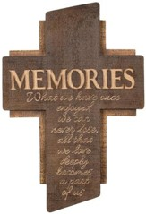 Memories Wall Cross