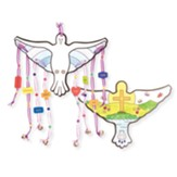 Splash Canyon: Holy Spirit Dove Craft, pkg of 12