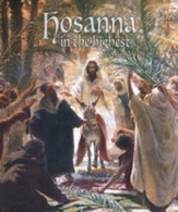 Hosanna in the Highest (Matthew 21:9) Large Bulletins, 100