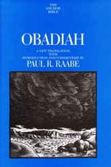 Obadiah: Anchor Yale Bible Commentary [AYBC]