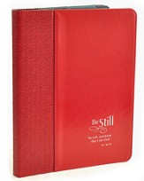 Be Still iPad Cover