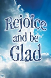Rejoice and Be Glad Postcards, 25