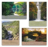Connecting Moments (NIV) Box of 12 All Occasion Cards