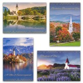 Sacred Reflections (KJV) Box of 12 All Occasion Cards