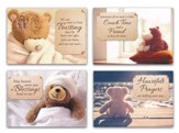 Love Bears All (KJV) Box of 12 Get Well Cards