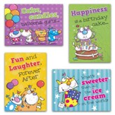 Birthday Buddies (ICB) Box of 12 Birthday Cards