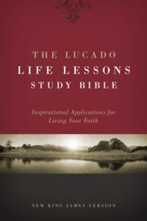 NKJV The Lucado Life Lessons Study Bible, eBook