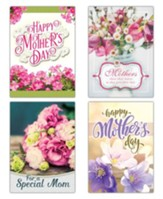 A Mother's Touch (KJV) Box of 12 Mother's Day Cards
