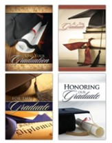 Honoring Our Graduates (KJV) Box of 12 Graduation Cards