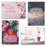 Deepest Sympathy (NIV) Box of 12 Sympathy Cards