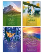 Vibrant Hope (NIV) Box of 12 Encouragement Cards