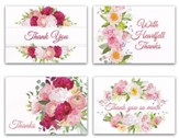 Heartfelt Thanks (KJV) Box of 12 Thank You Cards