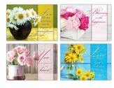 A Touch of Heaven (NIV) Box of 12 Encouragement Cards