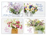 Comfort in God's Care (KJV) Box of 12 Get Well Cards